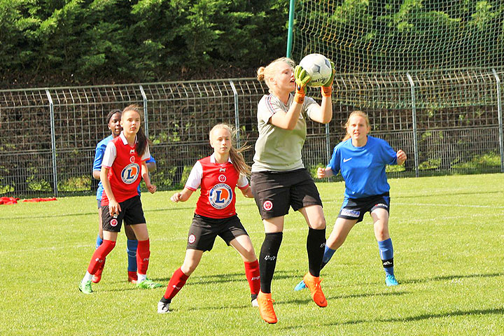 Girls-Goalkeeper